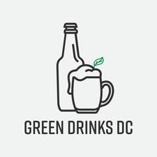 Green Drinks DC logo