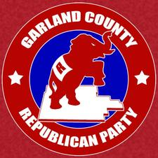 Republican Party of Garland County logo