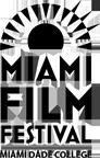 Miami Dade College's Miami Film Festival logo
