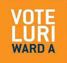 Vote Luri  logo