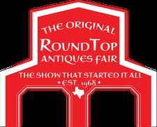 Original Round Top Antiques Fair  logo