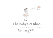 The Baby Cot Shop  logo