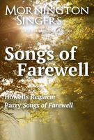 Songs of Farewell - Mornington Singers Concert