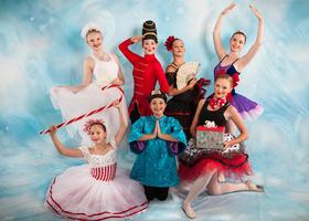 Dancewerks Studio and Parker Playhouse Performers