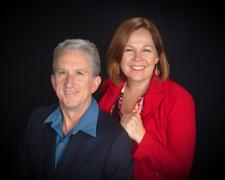Leslie Gunterson and Tim Austin logo