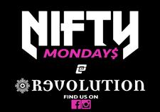 NiftyMondays logo