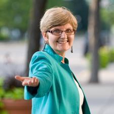 Kathleen Mavity at Stepping Into Big, LLC logo