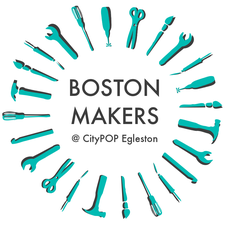 Boston Makers  logo