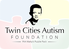 Twin Cities Autism Foundation logo