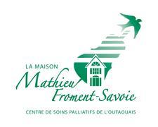La maison Mathieu-Froment-Savoie logo