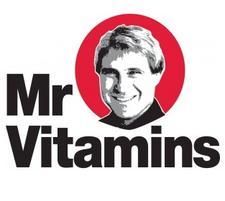 Mr Vitamins logo