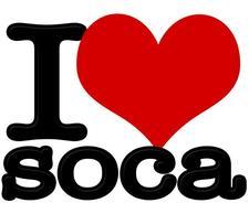 I LOVE SOCA EVENTS logo