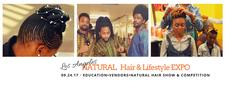 Los Angeles NATURAL Hair & Lifestyle EXPO logo