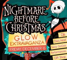 The Nightmare Before Christmas Glow Extravaganza