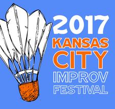 The KC Improv Festival logo
