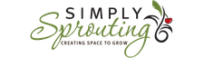 Simply Sprouting logo