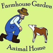 Farmhouse Garden Animal Home logo
