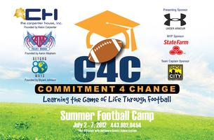2012 Commitment for Change (C4C) Youth Summer Football...