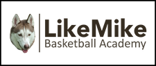 Like Mike Basketball Academy logo