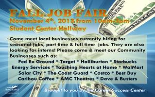 Fall Job Fair