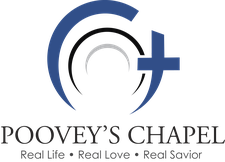 Poovey's Chapel Baptist Church logo