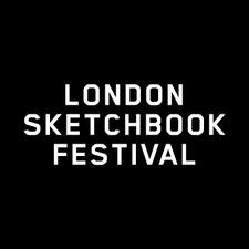 London Sketchbook Festival logo