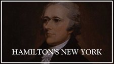 Hamilton's New York logo