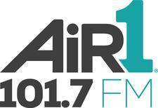 Air1 101.7 FM  logo