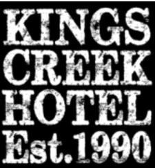 KINGS CREEK HOTEL logo