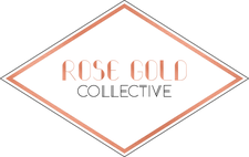 Rose Gold Collective  logo