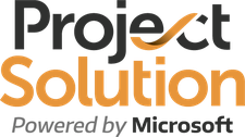 Project Solution - Powered by Microsoft logo