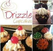 Drizzle Cupcakes logo