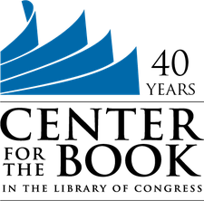 Center for the Book in the Library of Congress logo