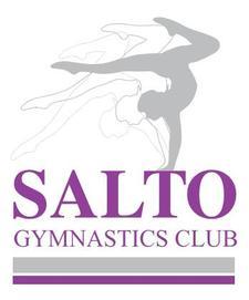 SALTO Gymnastics Club logo