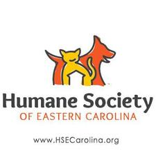Humane Society of Eastern Carolina logo