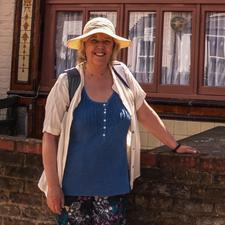 Jen Pedler, Footprints of London logo