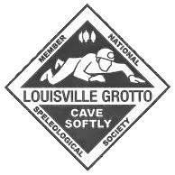 Louisville Grotto logo