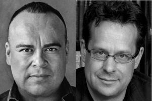 Inprint Rigoberto González & Kevin Prufer Reading