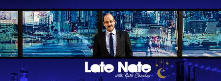 LATE NATE WITH NATE CHARLES