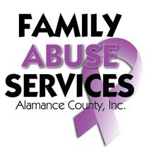 Family Abuse Services of Alamance County logo