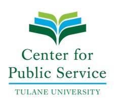Tulane Center for Public Service logo