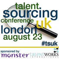 Talent Sourcing Conference.
