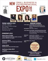 NEW 2017 Small Business & Entrepreneurial Expo