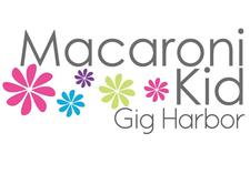 Macaroni Kid Gig Harbor & Mac Kid Tacoma logo