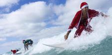 Santa Surf Australia logo