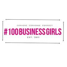 #100BusinessGirls logo