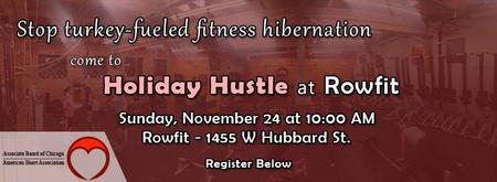 Holiday Hustle: Get Fit Before You Feast