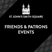 Friends of St. John's Smith Square  logo