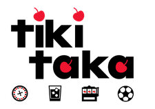 Tiki-Taka Sport Café logo
