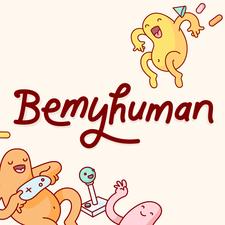 bemyhuman logo